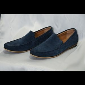 Kenneth Cole Reaction Suede Loafers